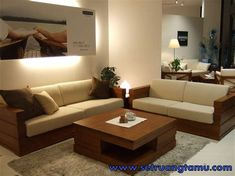 If you're the type who dresses a certain way to achieve a particular look then you understand that living room décor goes far beyond sim. Sofa Cumbed Design, Living Room Sofa Design, Bedroom Bed Design, Living Room Designs, Living Room Decor, Furniture Design, Wooden Sofa Set Designs, Modern Minimalist Living Room, Wood Sofa