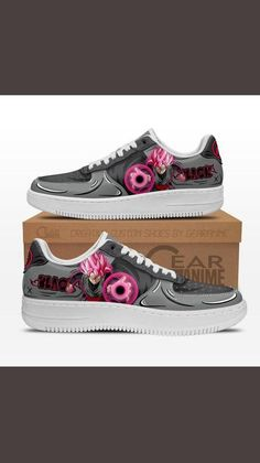 Air Force Shoes, Otaku, Painted Shoes, Cute Shoes, Anime Guys, Casual Shoes, Fashion Shoes, Sneakers, Hero