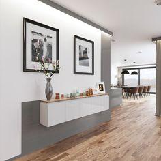 Private House Interior Design made by: Zambaut-Design Home Interior Design, Exterior Design, Interior And Exterior, Furniture Design, Villa, Architecture, Instagram, House, Home Decor