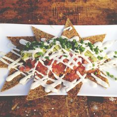 Raw nachos found at the Raw Kitchen  <3 the best restaurant in perth