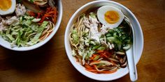 Turkey Ramen  Total Time: 22 min. Prep Time: 20 min. Cooking Time: 2 min. Yield: 4 servings, 1½ cups each