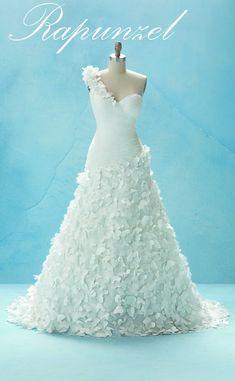 Disney Bridal Rapunzel Edición Especial