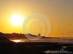 Photo about Sunrise at Haga-Haga village on Wild Coast of South Africa. Image of coast, africa, spectacular - 104069072 South Africa, Sunrise, Coast, Victoria, Stock Photos, Celestial, Outdoor, Image, Outdoors