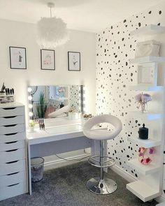 [New] The 10 All-Time Best Home Decor (Right Now) - Home Decor by Carolyn Saunder - Beauty Room Inspo _____________________________________________________ Room Makeover, Room, Room Ideas Bedroom, Home Decor, Room Inspiration, Stylish Bedroom, Makeup Room Decor, Room Decor, Cute Room Decor
