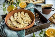 Cantucci Toscani alle mandorle – mandelkjeks fra Toscana