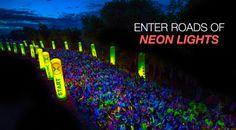 Electric Run Race Recap | Musings of a So-Called Shutterbug