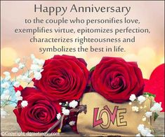 Happy Marriage Anniversary Wishes | Dgreetings.com