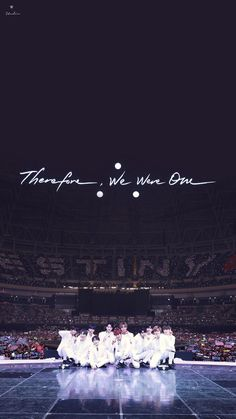 Wanna One Therefore Wallpaper