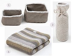 accessories for nursery by the style files, via Flickr