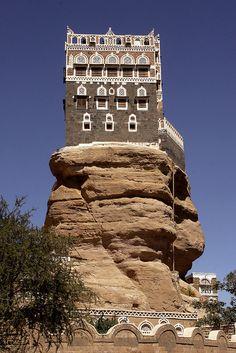 yemen by Retlaw Snellac, via Flickr