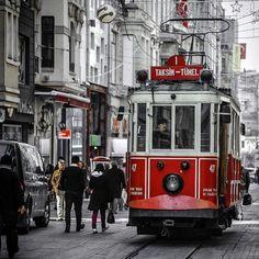 Istanbul Tramway by Sherif Ismail – Photo 51370956 / – Photography Beauty Photography, Street Photography, Landscape Photography, Tattoo Catalog, Turkey Photos, Istanbul Travel, Go Kart, City Aesthetic, House Landscape