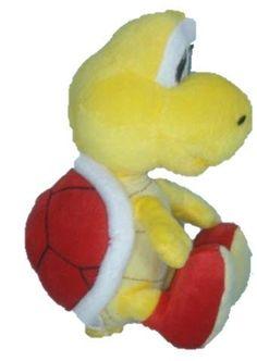 "Super Mario Bros Koopa 5""Troopa Plush!!! by bp, http://www.amazon.com/dp/B004RSU9ZC/ref=cm_sw_r_pi_dp_8gA0rb0YQCNH4"