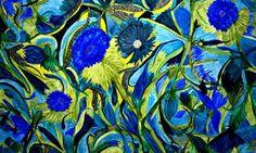 In the Garden with Miami-based artist Ileana Collazo