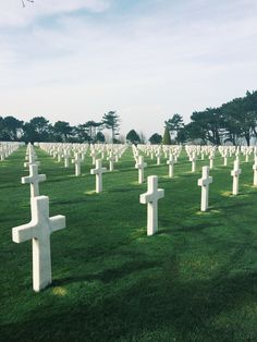 American Cemetery Normandy,France   mak3na.vsco.co