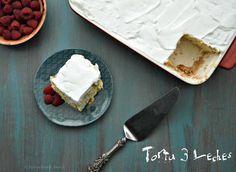 La Torta 3 Leches es un postre bien popular en Venezuela, aprende a prepararla con ésta receta fácil