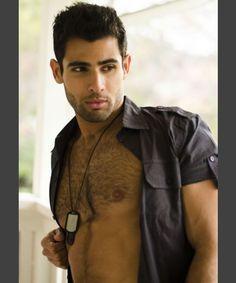 Designer Mens Underwear Model Pablo Hernandez | Andrew Christian