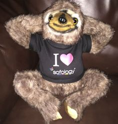 Little Neal Sofaworks Sloth 2015 Highly Collectable Sofology Brand New Post Free