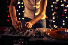"""DJ: the DJ doesn't always """"nail"""" the play list and you can end up having THE WORST songs played at your reception. If you want to avoid ruining """"the mood"""" at your wedding- here is a list of songs NOT TO Play."""