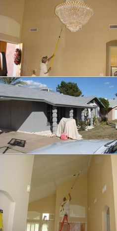 Bill Sullivan is a professional painter who has been in business for over 30 years. He specializes in domestic interior and exterior structure painting, color selection, special effects, and more.
