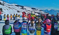 Les Crosets - Funschool / école suisse de ski et de snowboard / les Crosets - Champoussin / Valais / Suisse
