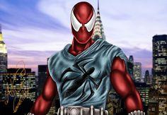Scarlet Spider - Ben Reilly