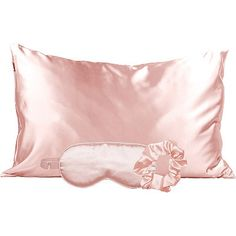 The Kitsch Satin Sleep Set includes one queen satin pillowcase, along with a matching satin eye mask and a volume scrunchie Things To Buy, Girly Things, Stuff To Buy, Girly Stuff, Kitsch, Sleep Rituals, Costura Diy, Satin Pillowcase, Sleep Set