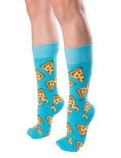 Pizza socks!
