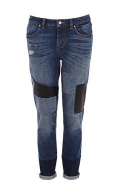 Vintage wash skinny jean | Luxury Women's shop_all | Karen Millen