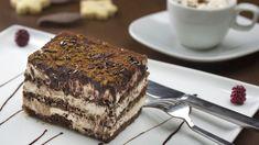 Super rýchle a super chutné tiramisu – po slovensky. Tiramisu, Cookies, Ricotta, Cheesecake, Low Carb, Ethnic Recipes, Sweet, Desserts, Food
