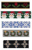 Holiday Rings & Bracelets - Item Number 9302
