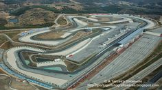 A Terceira Dimensão - Fotografia Aérea: Autódromo Internacional do Algarve