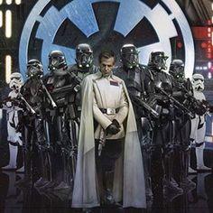 Le Directeur Krennic et les deathtroopers deviendront-ils des méchants cultes ? #rogueone #starwars #krennic #deathtrooper #empire #deathstar #stormtrooper