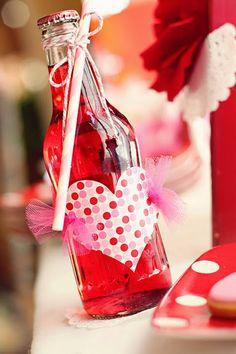 Valentine's Day cranberry
