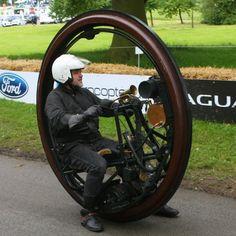 The century-old Edison-Puton Monowheel