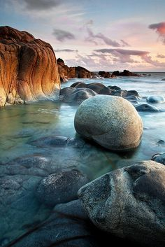 """The Boulder"" - Cape Cornwall, near st Just-in-Penwith, Cornwall, England"