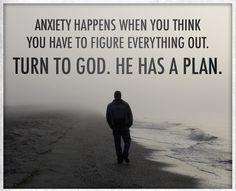 God has a Plan- ALWAYS!!