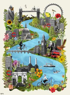 Ciara Phelan - London  map