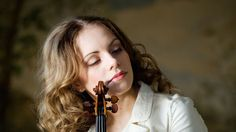 "Julia Fischer: ""...serenity was the word that sprang to mind while one listened to Julia Fischer's meditative, raptly beautiful and deeply felt account of the Beethoven Violin Concerto."" http://www.violinist.com/blog/laurie/20166/19578/"