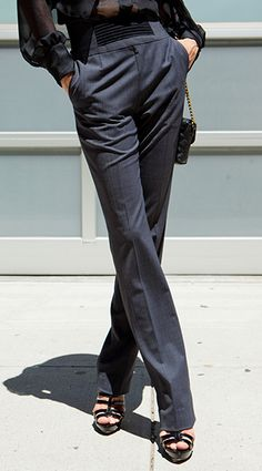 #alvinvalley high-waist pant