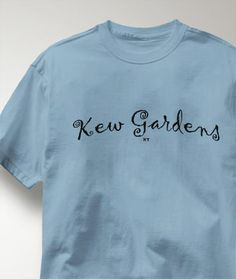 Cool Kew Gardens New York NY Shirt from Greatcitees.com