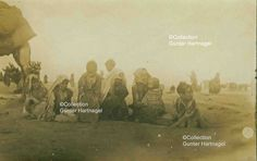 Sinai desert, Bedouine family   Picture taken in 1916 by a G…   Flickr
