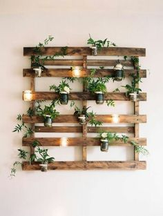 Actually a good use of a pallet