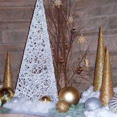 Altar display for Christmas