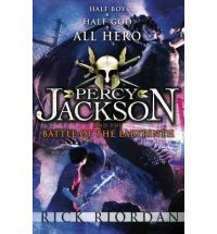 Percy Jackson and the Battle of the Labyrinth by Rick Riordan (click for my review)