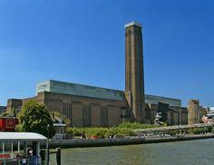 AD Classics: The Tate Modern,© Wikimedia Commons