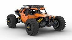 Cool Lego, Awesome Lego, Transporter Van, Jeep Wheels, Rc Buggy, Super Cool Stuff, Amazing Lego Creations, Lego Mecha, Image Fun