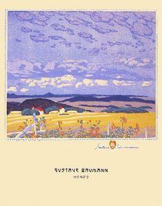 Hondo by Gustave Baumann