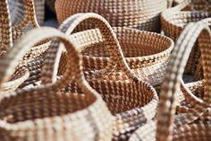 Sweet Grass Baskets, Charleston, SC
