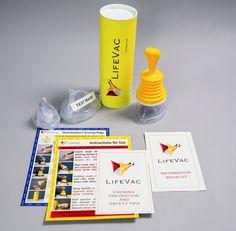 Lifevac Anti-Choking Device