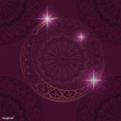 Eid mubarak lotus background vector | free image by rawpixel.com / sasi Diwali Poster, Image Fun, Free Image, Creative Background, Vector Photo, Wallpaper Pictures, Eid Mubarak, Free Illustrations, Abstract Backgrounds